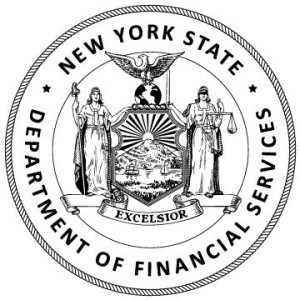 State of New York Department of Financial Services cybersecurity regulation