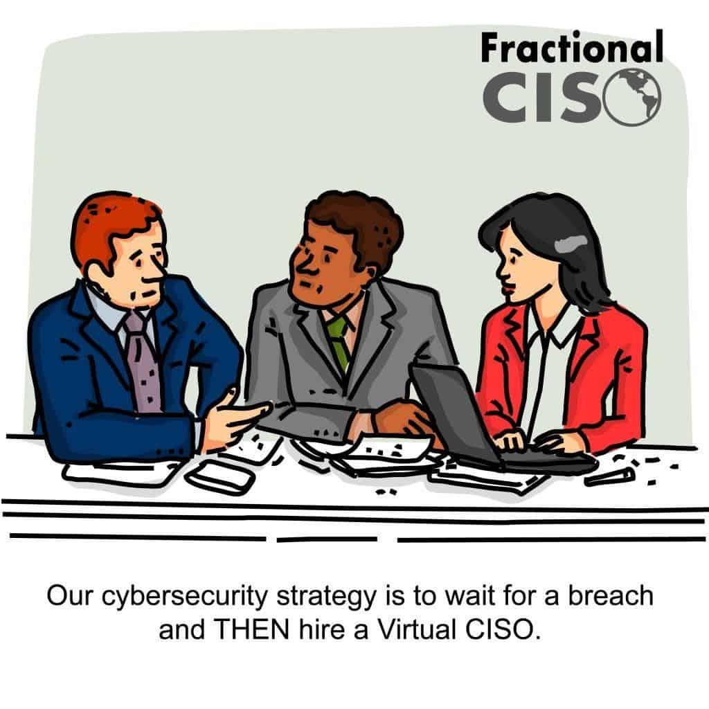 Virtual CISO - Virtual Chief Information Security Officer (vCISO)