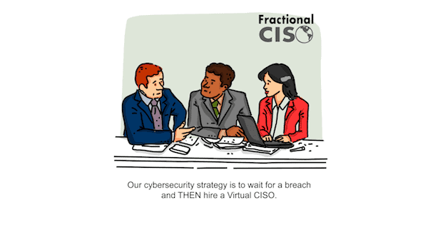 FCISO cybersecurity strategy