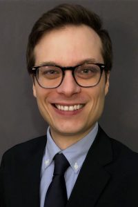 Headshot of Lucas Shuck, Cybersecurity Analyst