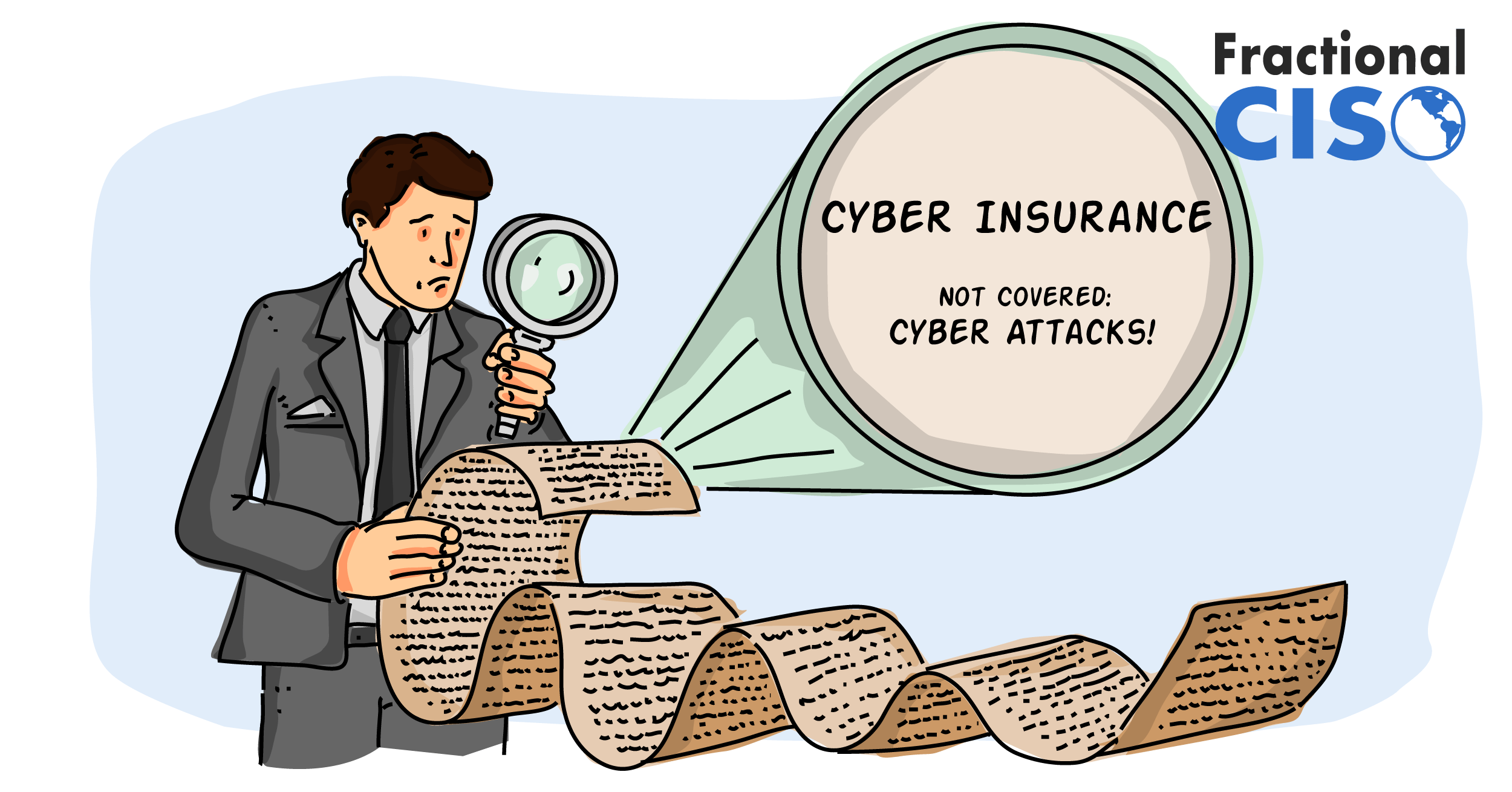 Cyber Insurance - Not Covered: Cyber Attacks!