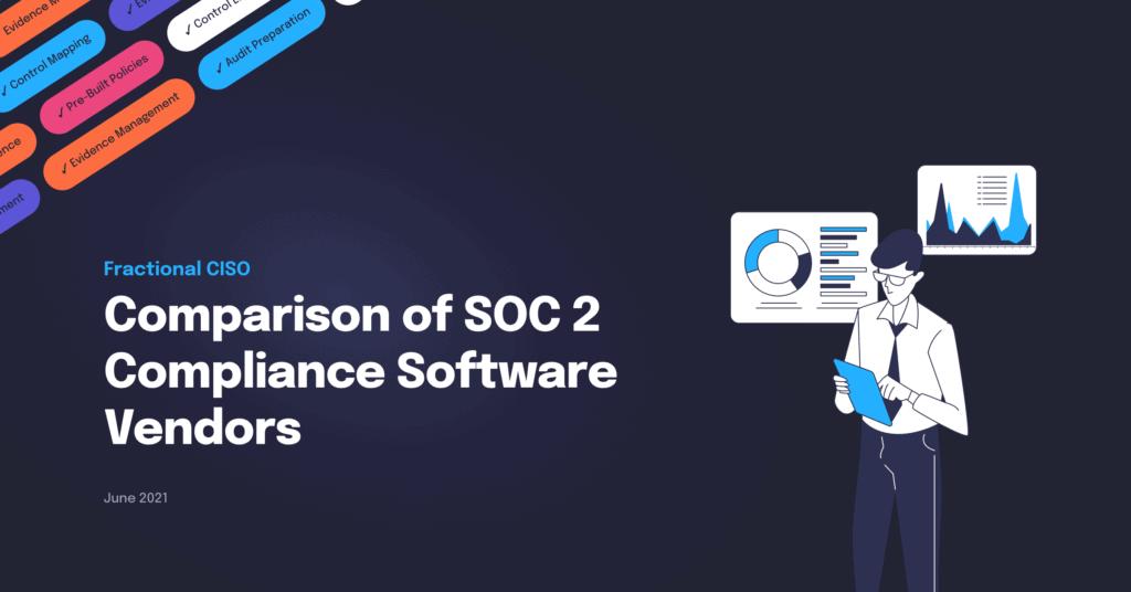 Comparison of SOC 2 Compliance Software Vendors