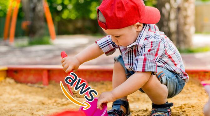 How to create an aws sandbox